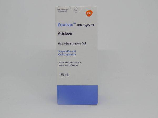 Zovirax Oral